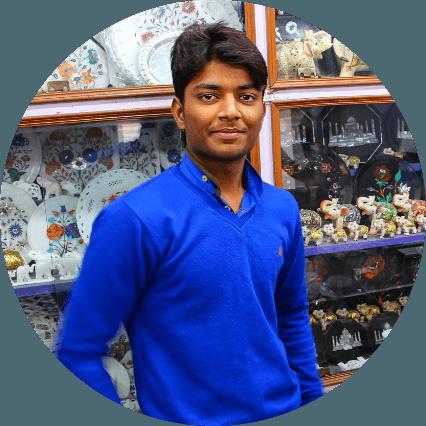 Retailer Nandini Chaubey